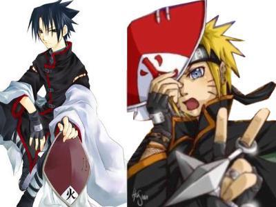 naruto hokage  ou sasuke hokage
