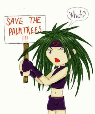 ceci est un message de la SPP Société Protectrice des Palmiers