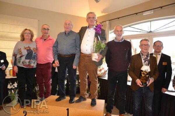 bilan 2018: classement barcelone,cureghem centre, CIF, Europa marathon.,