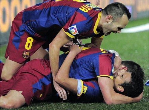 Sondage Espagne 2011-2012