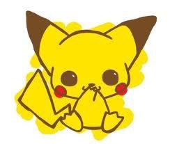 test de date de naissance -Pikachu design-