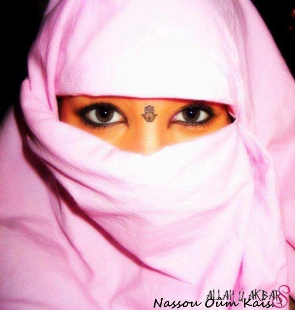 Du Hijeb au Jilbeb , Du Jilbeb à la Niqab , D'la Niqab au Sitar In shâ Allah ♥