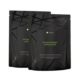 ultimate body applicator, definning gel et strech mark