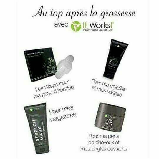 produits remarquable pour votre corps ;)
