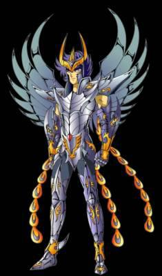 chevalier du zodiaque armure divine