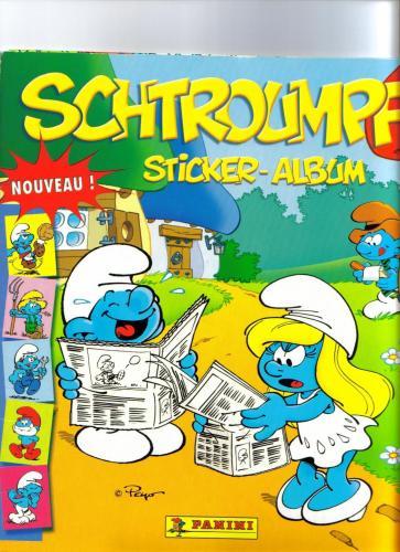 LES STROUMPFS ( AVRiL 2006 )