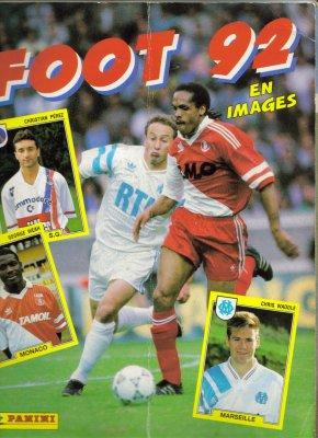 ALBUM FOOT 92  (  1992  )