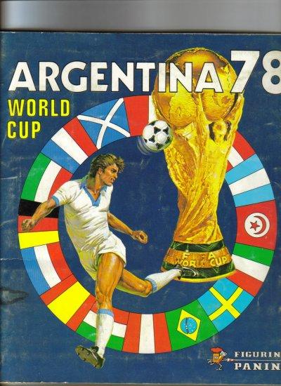 ARGENTINE  78  WORLD  CUP  (  1978  )