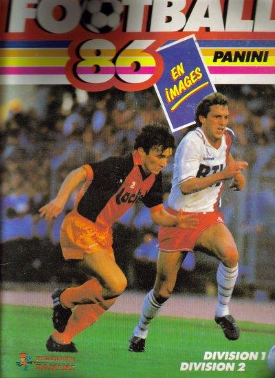 ALBUM  FOOT  86  (  1986  )