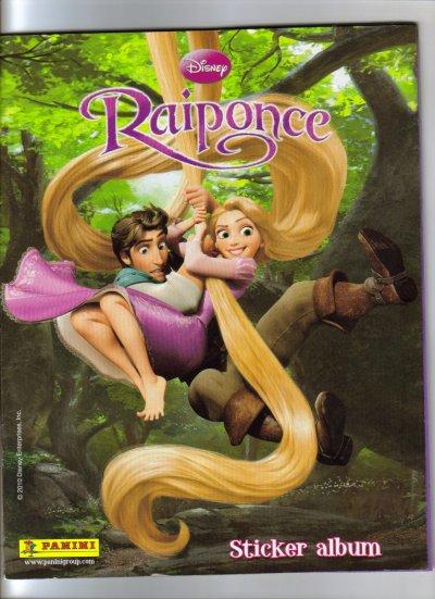 ALBUM  RAIPONCE