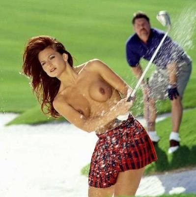 je crois ke je vais me mettre serieusement a la pratike du golf