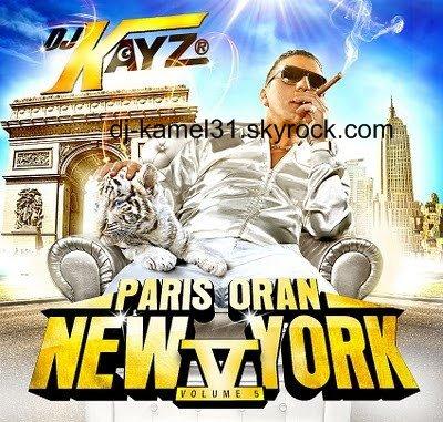 Dj Kayz - Paris Oran New York Vol 5 (2010)