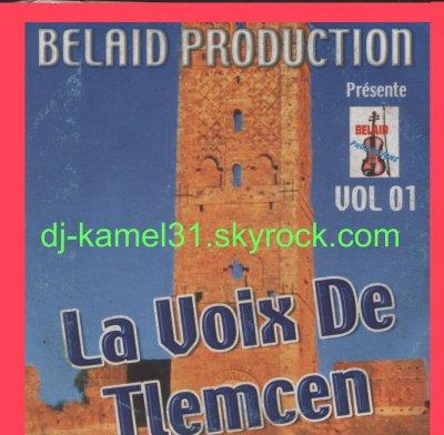 LA VOIX DE TLEMCEN-VOL2-1.1.2008