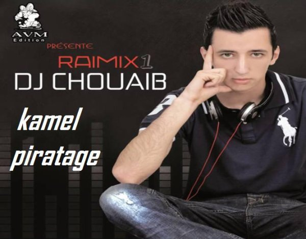 Dj Chouaib - Rai Mix Vol1 2012