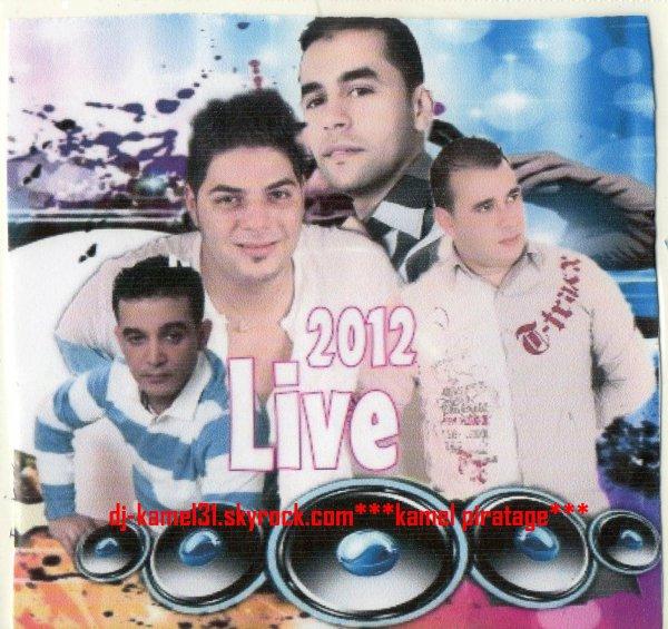 Soirée Live-7.9.2012