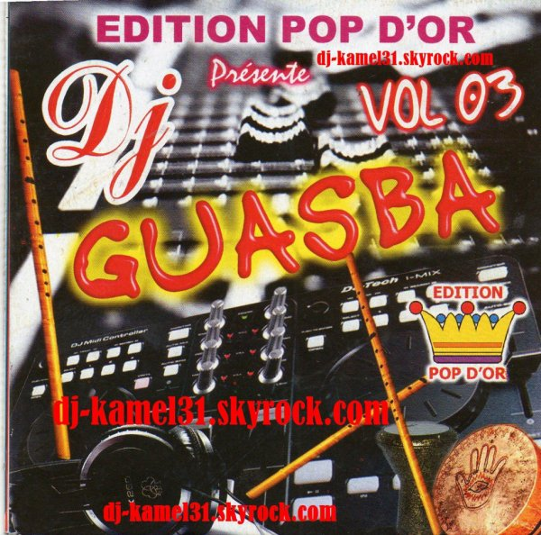 dj  guasba.edition  pop  dor.vol03
