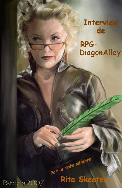 Interview de RPG-DiagonAlley