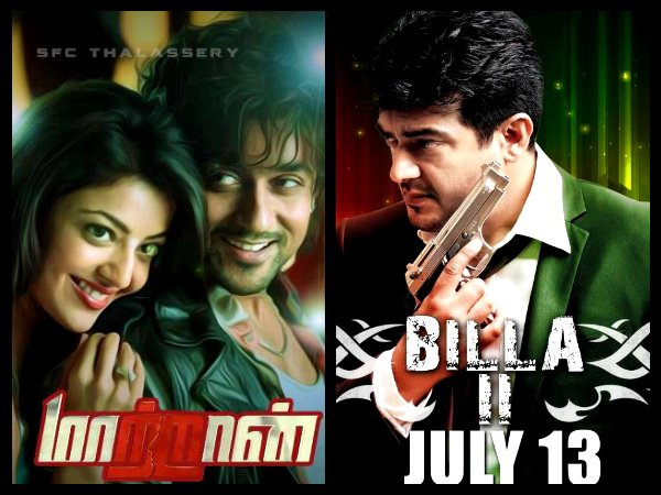 Maatran N Billa ready to hit Box Office