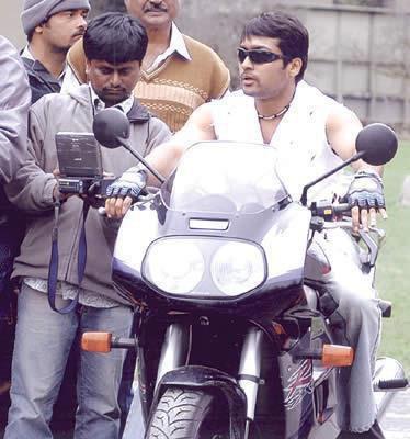 Ghajini Movie Shooting Spot