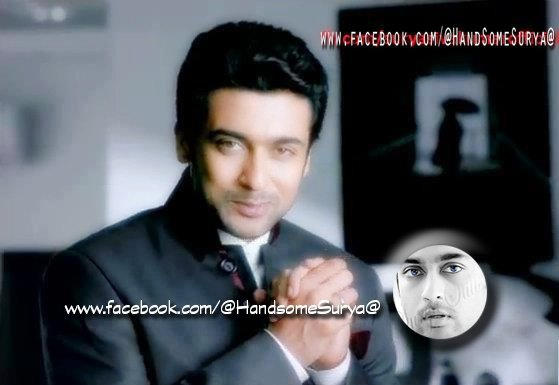 Surya's in Malabar Gold Ad