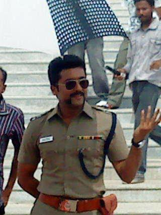 Singam Movie shooting spot