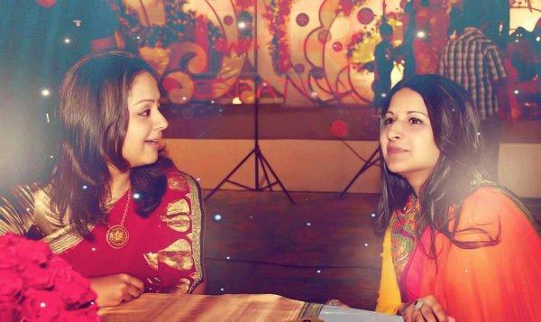 Mrs. Surya & Mrs. Vijay
