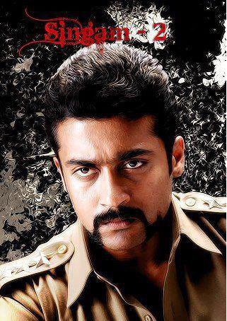 Get ready folks   Singam 2 first look will release on Jan26