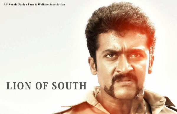 How many of u eagerly waiting for SINGAM II