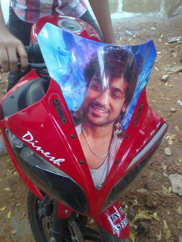 Lovable Suryaa Fans