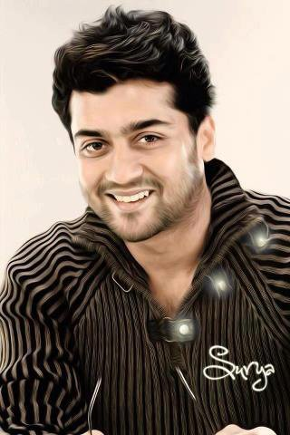 Stylish Charming Surya