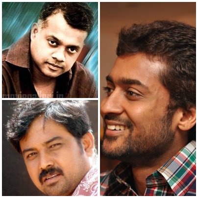 Surya working Simentaneously with Goutham Menon & Lingusamy Dhruva Natchathiram Shooting Plan for Kick-Start on First week of June
