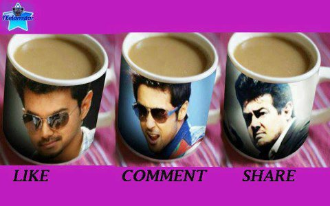 Which Cup of Coffee u want to drink?