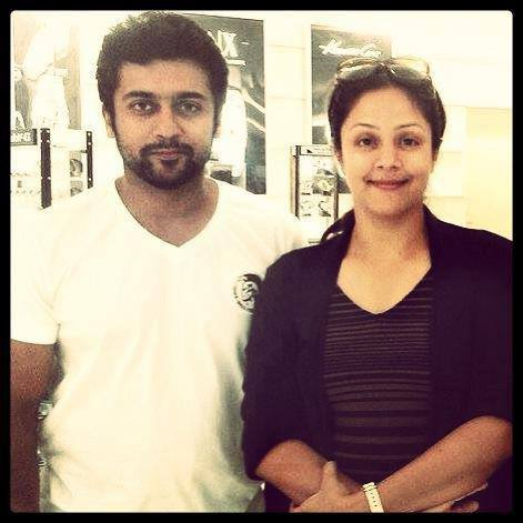 Beautiful Couple Forever  Surya - JO