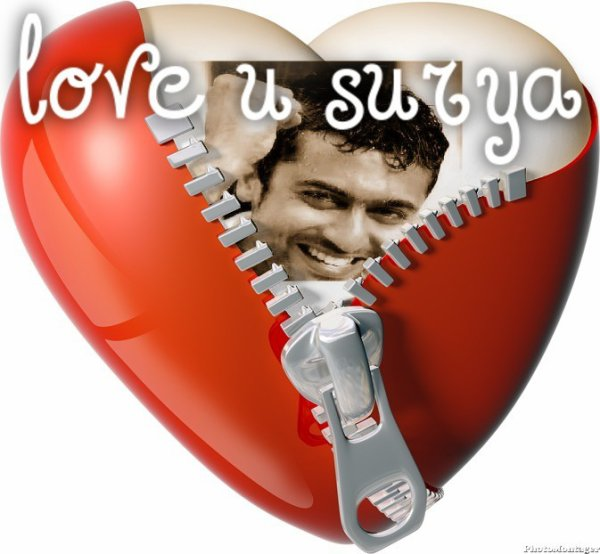 Love u Surya