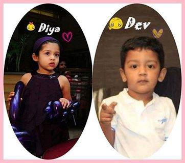 Surya's Kids.DIYA & DEV