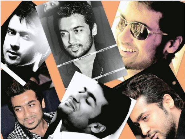 Variety looks of Surya