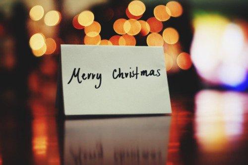 Joyeux Noël !! <3