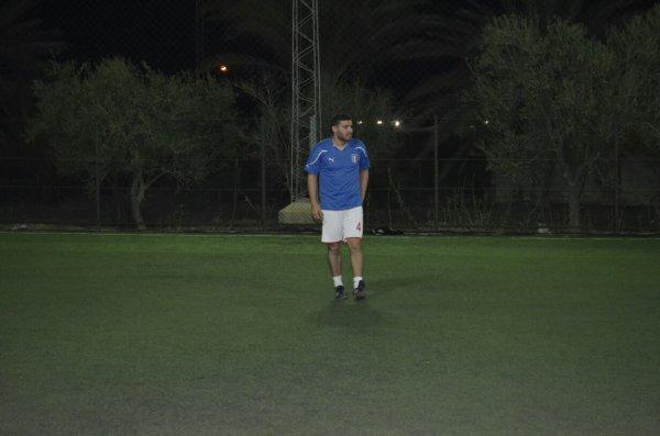 Soccer game :)