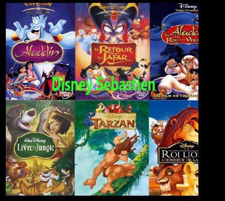 Disney chez Sébastien