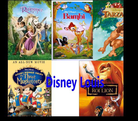 Disney chez Louis