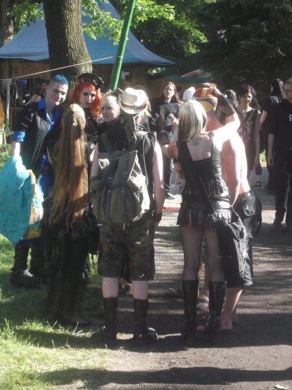 Wave Gothic Treffen 2012