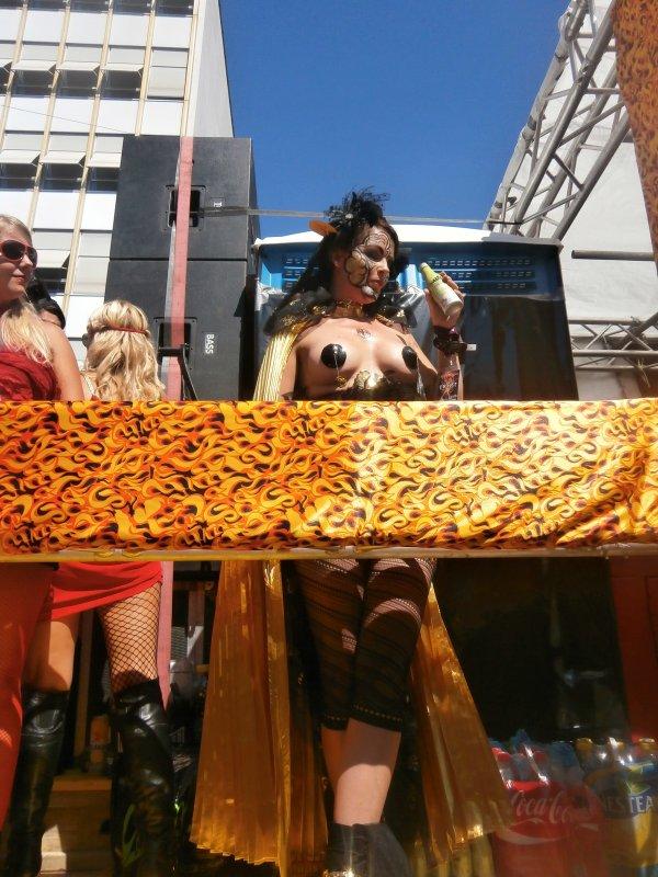 Street Parade 2013