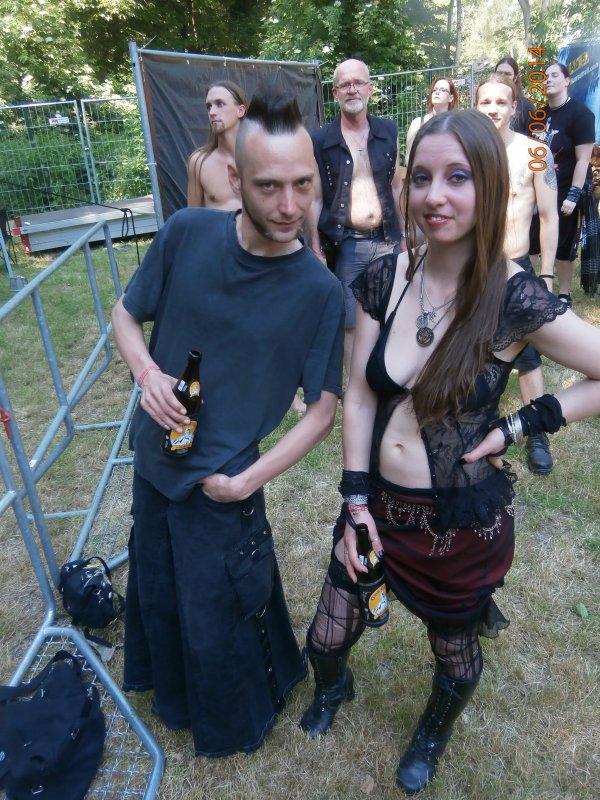 Wave Gothic Treffen 2014