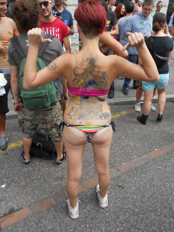 Street Parade 2014