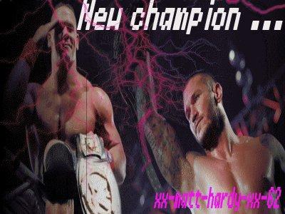 New Champion 2011...