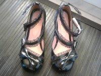 Chaussure Gothic Lolita.