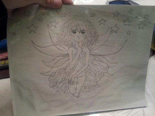 Des dessin que je fait quand sa metente la xd