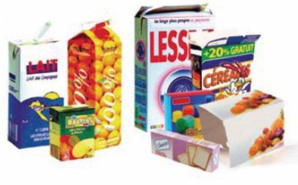 """Recyclage : Boîtes de céréales où autres en """"carton fin"""""""
