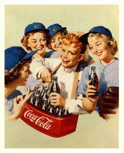 Moi aussi, je veux du Coca-Cola !