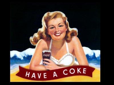 Prends la vie côté Coca-Cola :) !